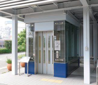 駅舎用エレベーター J.Slim