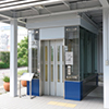 駅舎用エレベーター