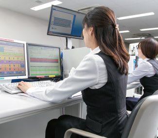 コールセンター業務および出改札メンテナンス
